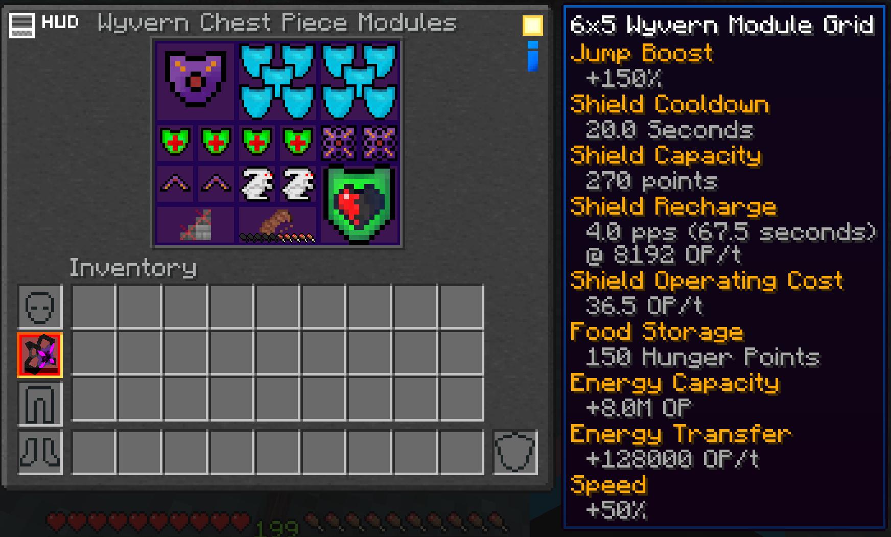 Module grid example